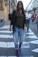 Melissa Satta - Milano - 21-09-2013 -