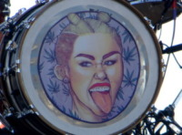 Miley Cyrus - Las Vegas - 22-09-2013 - Miley Cyrus ancora senza freni all'iHeart Radio a Las Vegas