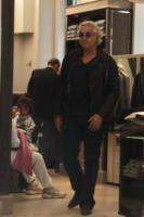 Flavio Briatore - Milano - 21-09-2013 - Briatore-Gregoraci: prime lezioni di shopping per Nathan Falco