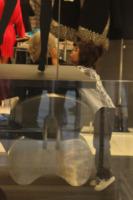Nathan Falco Briatore, Flavio Briatore - Milano - 21-09-2013 - Briatore-Gregoraci: prime lezioni di shopping per Nathan Falco