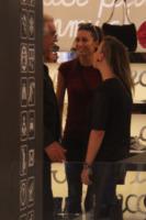 Elisabetta Gregoraci, Flavio Briatore - Milano - 21-09-2013 - Briatore-Gregoraci: prime lezioni di shopping per Nathan Falco
