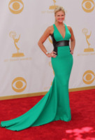 Nancy O'Dell - Los Angeles - 22-09-2013 - Emmy Awards 2013: le dive sono sirene per una notte