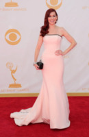Carrie Preston - Los Angeles - 22-09-2013 - Emmy Awards 2013: il fascino delle spalle scoperte