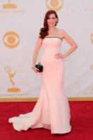 Carrie Preston - Los Angeles - 22-09-2013 - Emmy Awards 2013: tra le peggio vestite c'è anche Heidi Klum