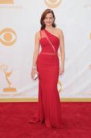 Carla Gugino - Los Angeles - 22-09-2013 - Emmy Awards 2013: tra le peggio vestite c'è anche Heidi Klum