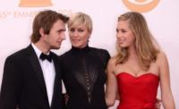 Dylan Penn, Hopper Penn, Robin Wright - Los Angeles - 22-09-2013 - Emmy Awards 2013: il piccolo schermo è il protagonista