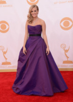Carrie Underwood - Los Angeles - 22-09-2013 - Il red carpet sceglie il colore viola. Ma non portava sfortuna?