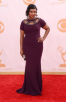 Mindy Kaling - Los Angeles - 22-09-2013 - Emmy Awards 2013: le dive sono sirene per una notte