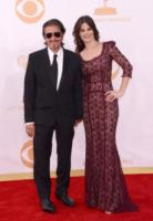 Lucila Sola, Al Pacino - Los Angeles - 22-09-2013 - Emmy Awards 2013: il piccolo schermo è il protagonista