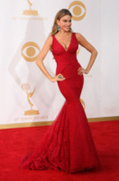 Sofia Vergara - Los Angeles - 22-09-2013 - Vade retro abito! Le celebrity agli Emmy Awards 2013