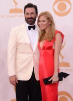 Jon Hamm, Jennifer Westfeldt - Los Angeles - 22-09-2013 - Emmy Awards 2013: il piccolo schermo è il protagonista
