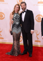 Judd Apatow, Leslie Mann - Los Angeles - 22-09-2013 - Emmy Awards 2013: il piccolo schermo è il protagonista