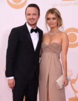 Lauren Parsekian, Aaron Paul - Los Angeles - 22-09-2013 - Emmy Awards 2013: il piccolo schermo è il protagonista