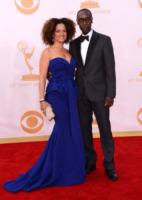 Bridgid Coulter, Don Cheadle - Los Angeles - 22-09-2013 - Emmy Awards 2013: il piccolo schermo è il protagonista