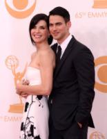 Keith Lieberthal, Julianna Margulies - Los Angeles - 22-09-2013 - Emmy Awards 2013: il piccolo schermo è il protagonista