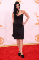 Sarah Silverman - Los Angeles - 22-09-2013 - Emmy Awards 2013: tra le peggio vestite c'è anche Heidi Klum