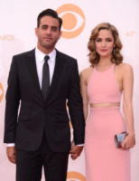 Bobby Cannavale, Rose Byrne - Los Angeles - 22-09-2013 - Emmy Awards 2013: il piccolo schermo è il protagonista