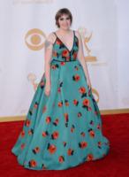 Lena Dunham - Los Angeles - 22-09-2013 - Emmy Awards 2013: il piccolo schermo è il protagonista