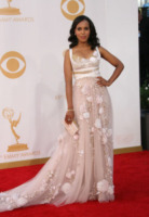 Kerry Washington - Los Angeles - 22-09-2013 - Vade retro abito! Le celebrity agli Emmy Awards 2013
