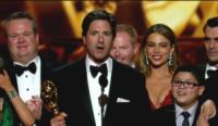 Steven Levitan - Los Angeles - 22-09-2013 - Emmy Awards 2013:      lo       show
