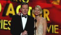Bryan Cranston, Claire Danes - Los Angeles - 22-09-2013 - Emmy Awards 2013:      lo       show