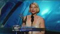 Claire Danes - Los Angeles - 22-09-2013 - Emmy Awards 2013:      lo       show
