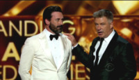 Jon Hamm, Alec Baldwin - Los Angeles - 22-09-2013 - Emmy Awards 2013:      lo       show