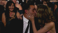 Bobby Cannavale, Rose Byrne - Los Angeles - 22-09-2013 - Emmy Awards 2013:      lo       show