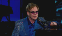 Elton John - Los Angeles - 22-09-2013 - Emmy Awards 2013:      lo       show