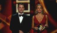 Jimmy Kimmel, Sofia Vergara - Los Angeles - 22-09-2013 - Emmy Awards 2013:      lo       show