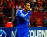 Cristiano Ronaldo - Istanbul - Cristiano Ronaldo, esultanza inequivocabile: la Shayk è incinta?