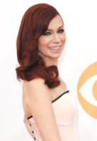 Carrie Preston - Los Angeles - 23-09-2013 - Emmy Awards 2013: il piccolo schermo è il protagonista