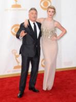 Ireland Baldwin, Alec Baldwin - Los Angeles - 22-09-2013 - Emmy Awards 2013: il piccolo schermo è il protagonista