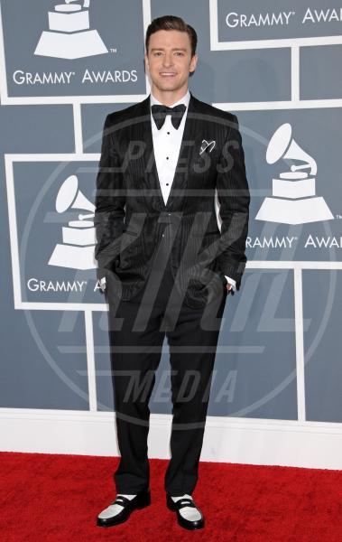 Justin Timberlake - Los Angeles - 10-02-2013 - Justin a confronto: quando l'eleganza è innata