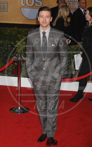 Justin Timberlake - Los Angeles - 27-01-2013 - Justin a confronto: quando l'eleganza è innata