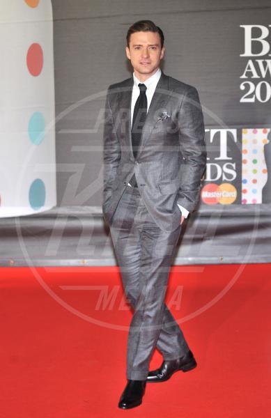 Justin Timberlake - Londra - 20-02-2013 - Justin a confronto: quando l'eleganza è innata