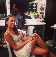 Caterina Balivo - Los Angeles - 24-09-2013 - Sharon Stone replica Basic Instinct su Instagram, web in delirio