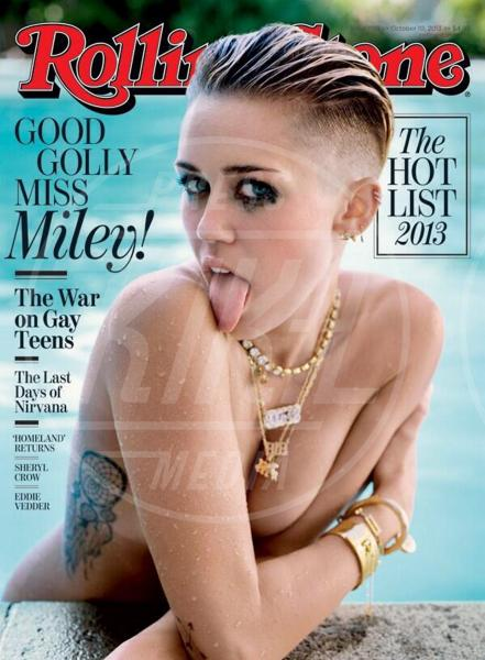 """Miley Cyrus - Los Angeles - 24-09-2013 - """"A 40 anni non sei più sexy!"""" Sicura, Miley Cyrus?"""
