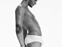 Stefano De Martino - 31-01-2013 - Stefano De Martino come David Beckham