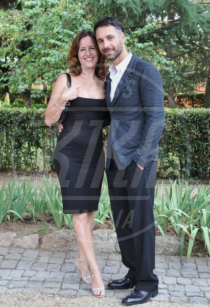 Chiara Giordano, Raoul Bova - Roma - 01-07-2011 - 2013: l'annus horribilis delle coppie vip