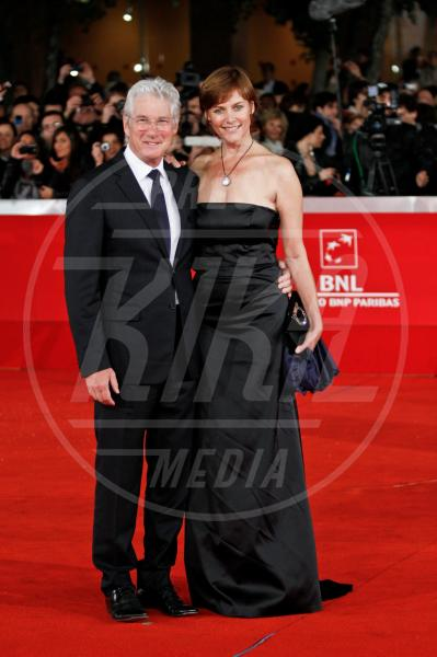 Richard Gere, Carey Lowell - Roma - 04-11-2011 - 2013: l'annus horribilis delle coppie vip