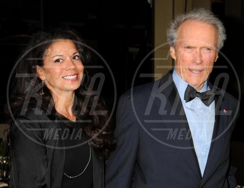 Dina Eastwood, Clint Eastwood - Hollywood - 29-01-2011 - 2013: l'annus horribilis delle coppie più belle