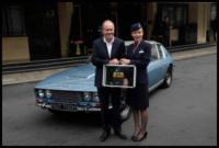 William Boyd, Helena Flynn - Londra - 25-09-2013 - Un nuova avventura per Bond, James Bond