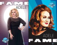 Adele - 25-09-2013 - Adele, dopo l'Oscar diventa anche un fumetto!