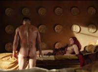 Manu Bennett, Lucy Lawless - 23-09-2013 - Mario Cipollini nudo, i vip si mostrano come mamma li ha fatti