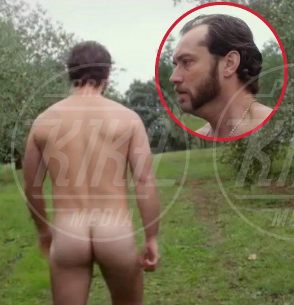 Jude Law - 23-09-2013 - Mario Cipollini nudo, i vip si mostrano come mamma li ha fatti