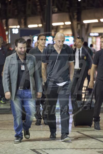 Christian Abbiati - Milano - 26-09-2013 - Star come noi: Edoardo Bennato nella metro napoletana