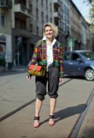 Yasmine Steer - Milano - 24-09-2013 - Fashion revival: dagli anni '60 tornano i quadretti Vichy