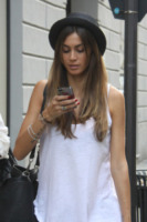 Melissa Satta - Milano - 26-09-2013 - Gli smartphone influenzeranno l'evoluzione dell'uomo