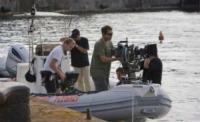 The Man from U.N.C.L.E. - Pozzuoli - 26-09-2013 - Guy Ritchie, regista idrofobo sul set di The Man from U.N.C.L.E.